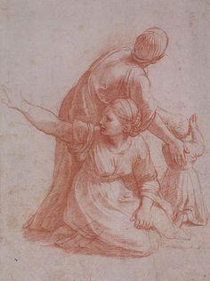 Raffaello Sanzio 1483-1520   Renaissance Drawings   Tutt'Art@   Pittura * Scultura * Poesia * Musica  