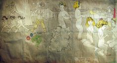 Lonesome No More! Theatre: Inspiration: Henry Darger