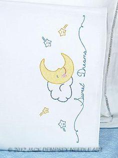 JDNA - Sweet Dreams Children's Pillowcase