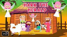 Hark The Herald Angels Sing - Popular Christmas Carol With Lyrics And An...