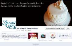 Pagina Facebook ufficiale in italiano. Our main Fan page.