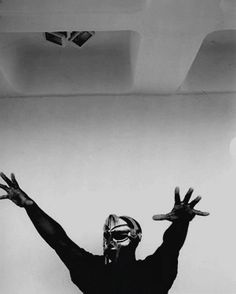 MF Doom....dude doesn't get enough credit for being one of the most clever MCs....