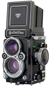Rolleiflex 2.8 FX