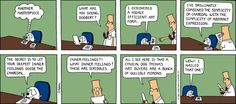 Dilbert Classics comic for Aug/30/2015