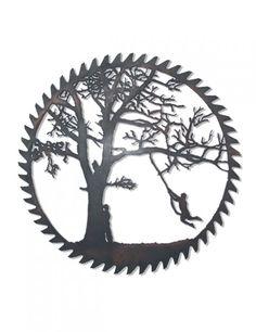 Dan Rawlings's Saw Sculptures - Neatorama