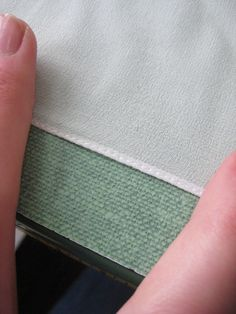 how to sew a perfect narrow baby hem