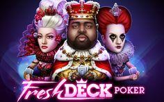Fresh Deck Poker on Behance