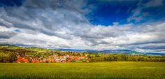 View in Austria / Styria / Village: Vorau Holiday Photos, Austria, Golf Courses, Country, Creative, Pictures, Photography, Check, Art