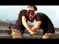 KRAV MAGA TRAINING • How to survive a Knife attack (part 1) - YouTube