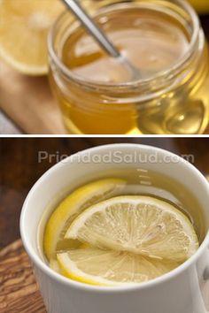 Descubre los beneficios de tomar miel con limón por la mañana.