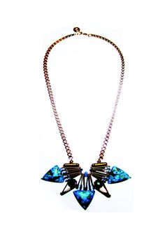 SCHO - Youngturks tri necklace
