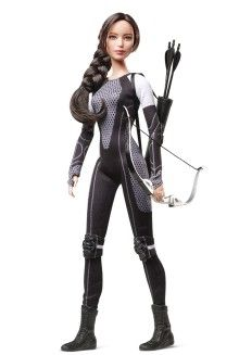 The Hunger Games Catching Fire Dolls | Barbie Collector