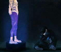 Wally's death ( Young Justice)