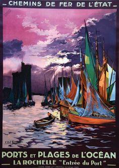 La Rochelle     vers 1920