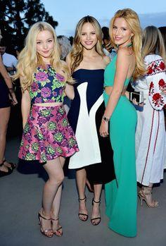 Super Beauties. Dove Cameron, Halston Sage and Bella Thorne . Sal P