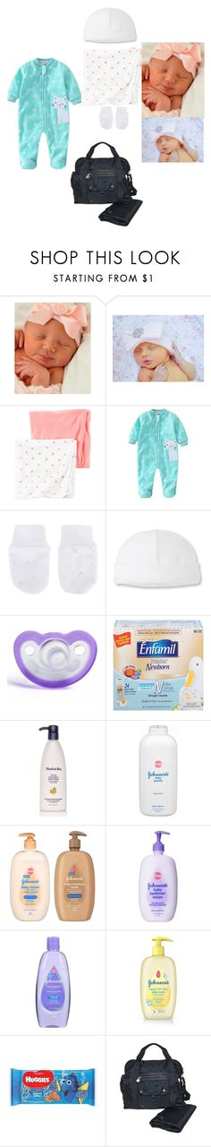 """""""bringing Madeline Murray home // Justine Booth X Vincent Nigel Murray"""" by j-j-fandoms ❤ liked on Polyvore featuring Harrods, Dr. Brown's, Noodle & Boo and Johnson's Baby"""