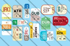 Luggage Tag Template - Free PSD Templates Download | Free & Premium Templates