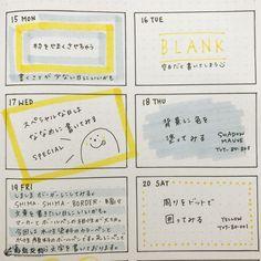 カラーペンで手帳を楽しむ方法 – 和気文具ウェブマガジン