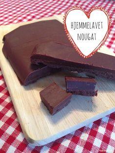 Homemade sugar free nougat #lchf