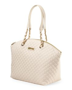 Lacey Quilted Tote