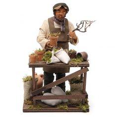 Giardiniere 30 cm presepe napoletano | vendita online su HOLYART