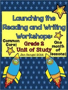 This unit includes one month worth of Common Core reading and writing workshop lessons.  This unit can be taught any time during the year!