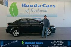 https://flic.kr/p/HBCss1 | #HappyBirthday to Jose from Art Sanders at Honda Cars of Rockwall! | deliverymaxx.com/DealerReviews.aspx?DealerCode=VSDF