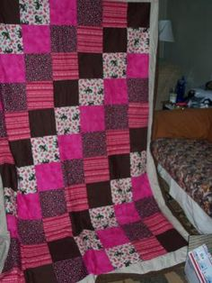 Pink Cowgirl Quilt- Cowgirl Up