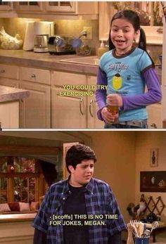 perfectly describes my life #drakeandjosh