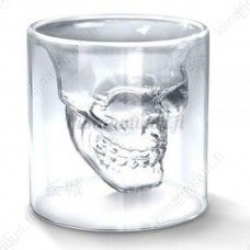 2 oz Doomed Crystal Skull Head Whiskey Shot Glass Cup Drinking Ware Bar Have one to sell?Sell it yourself 2 oz Doomed Crystal Skull Head Whiskey Shot Glass Cup Drinking Ware Bar Skull Shot Glass, Shot Glass Set, Skull Pirate, Vodka Shots, Liquor Shots, 3d Laser, Crystal Skull, Glass Crystal, Clear Glass