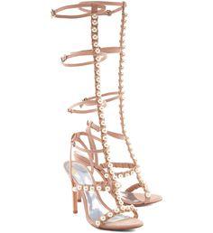 THASSIA sandals $300 via Schutz