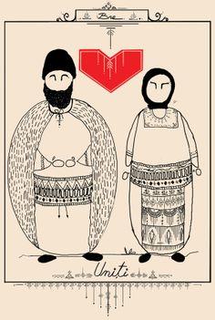 Bre Iubeste Romaneste-Dragobete- National Lovers Day on Behance Lovers Day, Awareness Campaign, Eastern Europe, Book Illustration, Traditional Outfits, Romania, Illustrators, Folk Art, 1 Decembrie