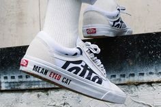 "Patta x Vans ""Mean Eyed Cat"" Collaboration"