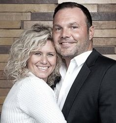 Grace and Mark Driscoll! Awesome people who love Jesus :)