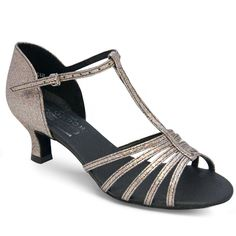 34db5855d8f6 Freed of London Tina Latin Dance Shoes