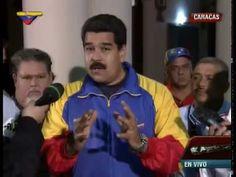Maduro dio detalles al GPP de los planes magnicidas de la Derecha Asesin...