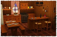 Around the Sims 3 | Custom Content Downloads| Objects | Kitchen