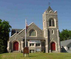 Church Building   Church Building