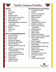Camping meals no refrigeration camping with baby activities,summer camping hacks camping ideas food kids,fun camping ideas for adults one night camping list. Camping Checklist Family, Camping List, Camping Stove, Camping Meals, Family Camping, Tent Camping, Outdoor Camping, Couples Camping, Camping Cooking