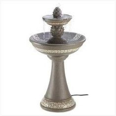 Mosaic Courtyard Fountain (pack of 1 EA)