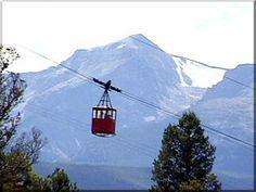 Aireal Tram Estes Park, CO
