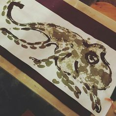 octopus  WWW.FACEBOOK.COM/QUABITAT #quabitat #jccac723 #joeyleung #fish #fishy #ceramics #pottery #clay #art #work #exhibition #hk #hongkong #藝術 #陶芸 #陶瓷 #陶器 #陶土 #陶 #瓷 #香港魚盤 #梁祖彝 #水墨画 #水墨 #octopus