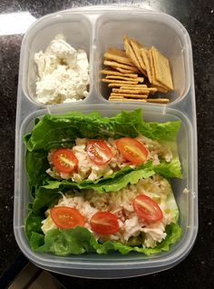 My husband really liked this lunch too, he was. Easy Healthy Recipes, Healthy Cooking, Diet Recipes, Vegetarian Recipes, Healthy Eating, Healthy Lunches For Work, Healthy Snacks, Work Lunches, Lunch Meal Prep
