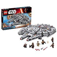 lego faucon millenium star wars