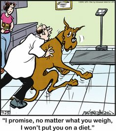 Marmaduke Comic Strip, July 25, 2016     on GoComics.com