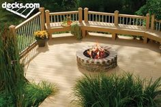 Latitudes® Composite Decking and Railing delivers the natural look and feel you desire in decking material. Low maintenance decking gives you years of carefree outdoor living.