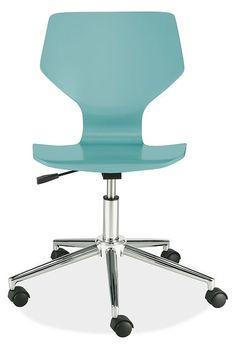 Pike Office Chair - Desks & Chairs - Kids - Room & Board