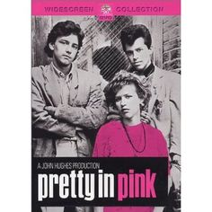 Pretty In Pink! The only thing that bugged me was I would have totally went with Duckie!! I LOVE DUCKIE!!!
