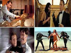 5 Sisi Gelap James Bond Dalam Beberap Series Film