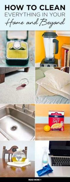 CLEAN EVERYTHING AT YOUR HOME! – L/H